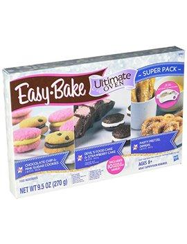 Easy Bake Refill Super Pack Net Wt 9.5 Oz(270g) by Easy Bake