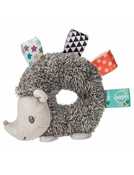 Taggies Heather Hedgehog Baby Rattle by Taggies