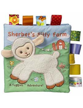 Taggies Sherbet Lamb Soft Book by Taggies