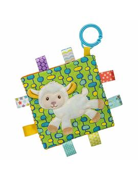 Taggies Crinkle Me Baby Toy, Sherbet Lamb by Taggies