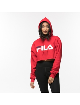 Womens Fila Cropped Hoodie by Read Reviews