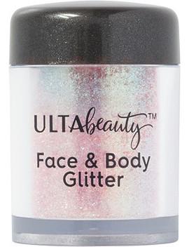 Face & Body Glitter by Ulta