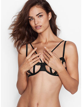 Strappy Lace Balconet Bra by Victoria's Secret