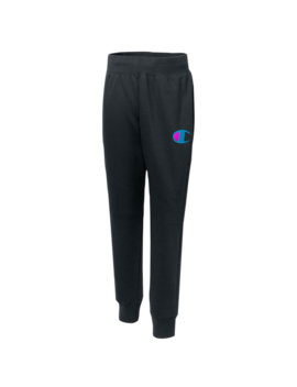 Champion Big C Reverse Weave Pants by Foot Locker