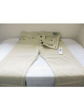 New Men's Diesel Safado Jeans 0834 J Regular Slim Straight Off White Location W31 by Diesel