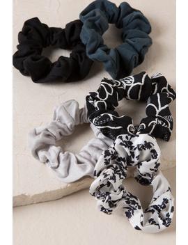 Kendra Cupro Scrunchie Set by Francesca's