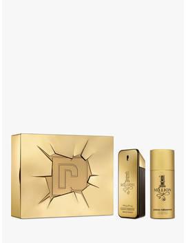 Paco Rabanne 1 Million 100ml Eau De Toilette Fragrance Gift Set by Paco Rabanne