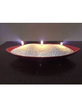 Candle Wax Crystals Instant Candle Table Top Candle Feature Candle Wax Sand by Ebay Seller