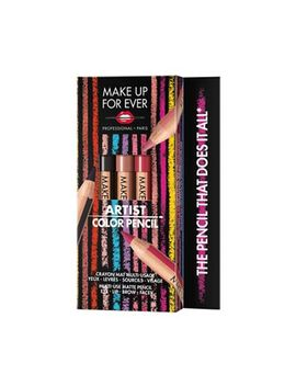 Make Up For Ever   'artist Color Pencil' Trio by Make Up For Ever