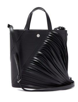 Hex Small Leather Tote Bag by Proenza Schouler