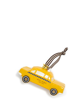 New York City Taxi Ornament by Henri Bendel