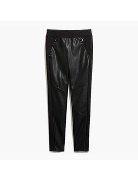 Nevereven Moto Leggings by J.Crew