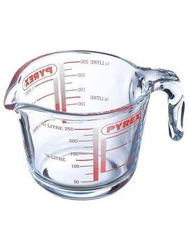 Pyrex   Glass 0.25l Measuring Jug by Pyrex
