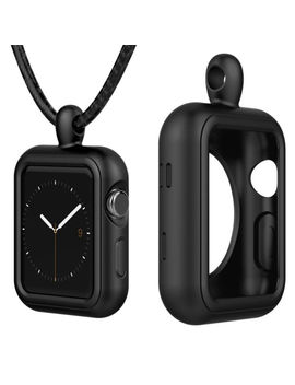 I Watch Cover Necklace Pendant Case Skin For Apple Watch Series 1 2 3 42mm 38 Mm by Ebay Seller
