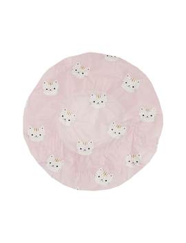 Cat Graphic Shower Cap by Forever 21