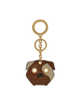 Dog Keyring by Mulberry