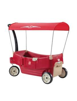 Step2 All Around Canopy Wagon by Kohl's