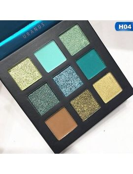 9 Colors Eyeshadow Palette Beauty Makeup Shimmer Matte Gift Eye Shadow Cosmetic by Unbranded