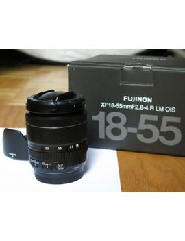 Fujifilm Fujinon Xf 18 55mm F/2.8 4 Ois Lm R Lens With Box Complete by Fujifilm