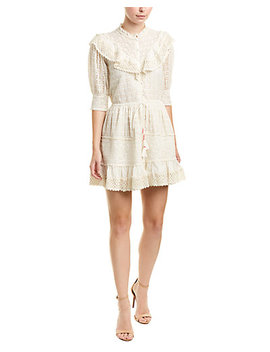Love Sam Flower Trails Shirtdress by Love Sam