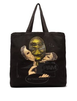 Mutagenesis Canvas Tote Bag by P.A.M.