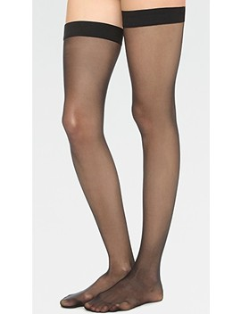 Individual 10 Stay Up Tights by Wolford