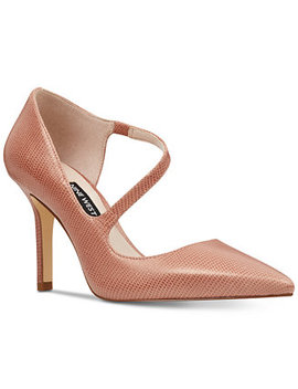 Mansura Strappy D'orsay Pumps by Nine West