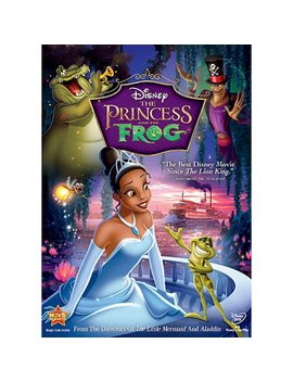 The Princess And The Frog (Dvd) by Buena Vista Home Entertainment