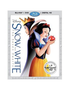 Snow White And The Seven Dwarfs (The Signature Collection) (Blu Ray + Dvd + Digital Hd) by Buena Vista Home Entertainment