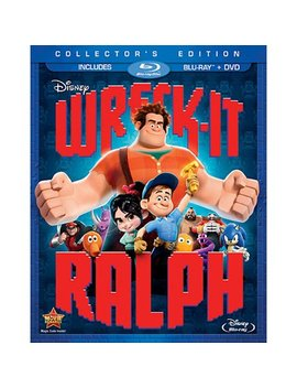 Wreck It Ralph (Collector's Edition) (Blu Ray + Dvd) by Buena Vista Home Entertainment