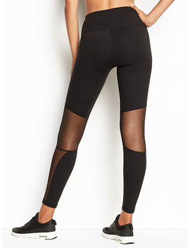 Knockout By Victoria Sport Mesh High Rise Tight by Victoria's Secret
