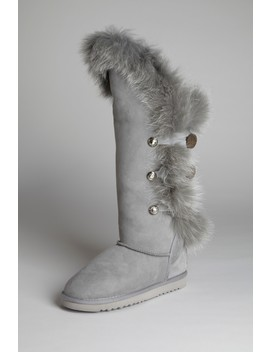 Nordic Angel Tall Genuine Sheepskin Boot by Australia Luxe Collective