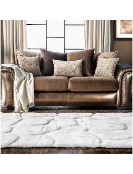 Latitude Run Calton Contemporary Sofa by Latitude Run