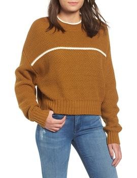 Jammer Seed Stitch Sweater by Rvca