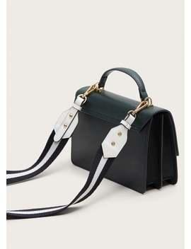 Flap Bag by Mango