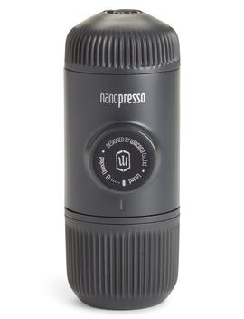 Soda Says X Wacaco Nanopresso Portable Espresso Machine by Wacaco
