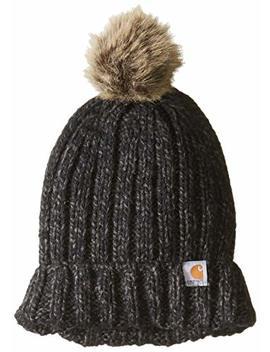 Carhartt Women's Millville Pom Hat, by Carhartt