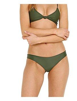 Mikoh Women's Kaloko Bikini Top by Mikoh