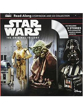 Star Wars The Original Trilogy Read Along Storybook And Cd Collection by Amazon