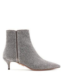 Quant 45 Ankle Boots by Aquazzura