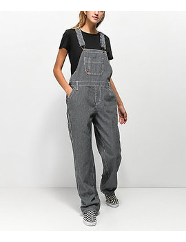 Dickies Hickory Stripe Overalls by Dickies