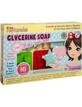 Fundamentals Toys Kiss Naturals Diy Soap Making Kit by Generic