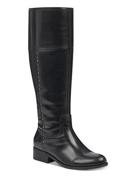 Galaya Studded Boots by Marc Fisher