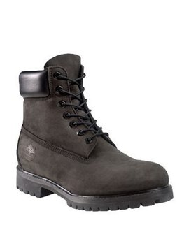 "Men's 6"" Waterproof Nubuck Leather Boots by Timberland"