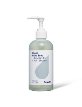 Rain Shower Scented Liquid Hand Soap   10oz   Smartly™ by Smartly