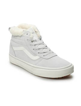 Vans Ward Hi Mte Women's Skate Shoes by Kohl's