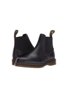 Dr. Martens Hardy Men's Shoes Leather Chelsea Boot 22732001 Black by Dr. Martens
