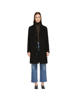 Black Eleven Coat by A.P.C.