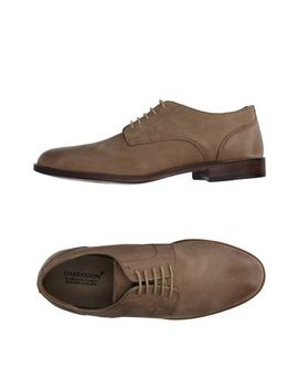 Harrykson® Laced Shoes   Footwear by Harrykson®