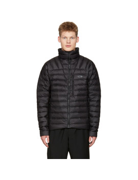 Black Down Morph Jacket by The North Face